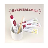 red seal 红印 牙膏家庭组合装(蜂胶+柠檬+小苏打+儿童牙膏)