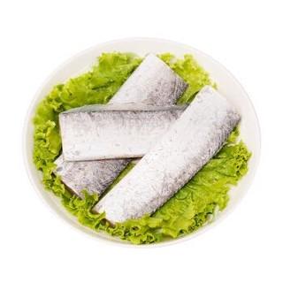 限地区 : 大洋世家 冷冻精品带鱼段 800g 12-14段