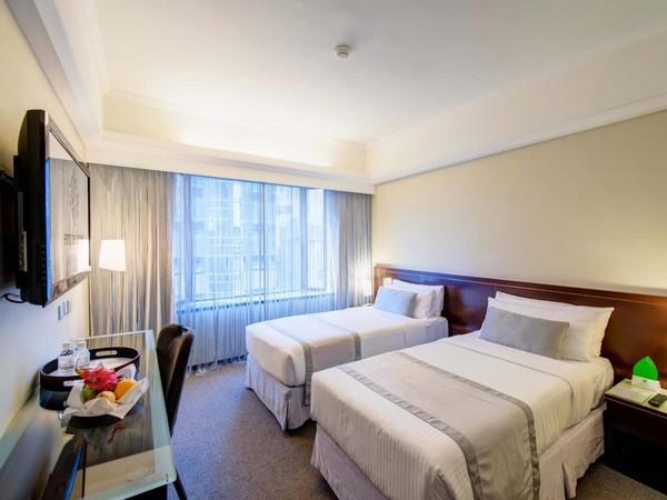 香港皇悦酒店1-3晚套餐+免费移动wifi设备