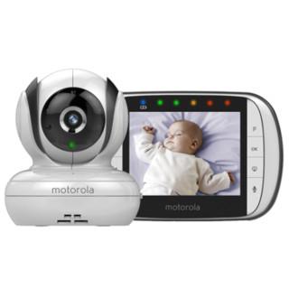 中亚Prime会员 : MOTOROLA 摩托罗拉 MBP36S 婴儿监护器  3.5寸屏幕
