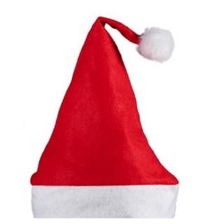 仕彩 儿童无纺布圣诞帽 2个装