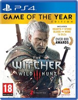 《The Witcher 3: Wild Hunt - Game of the Year Edition(巫师3:狂猎 年度版)》Ps4