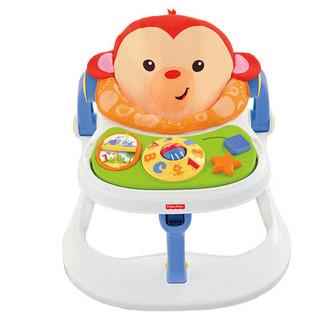 Fisher-Price 费雪 CBV66 四合一小猴欢乐园