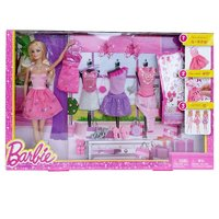 Barbie 芭比 Y7503 设计搭配礼盒