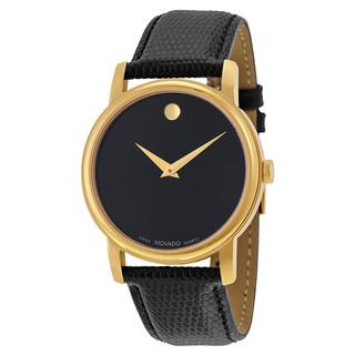 2017黑五、历史新低 : MOVADO 摩凡陀 Collection 博物馆系列 2100005 男款时装腕表