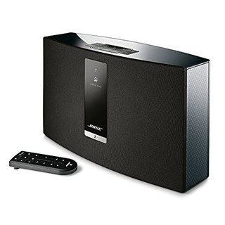 Bose SoundTouch 20 系列 III 无线音乐系统-黑色 蓝牙/WIFI音箱
