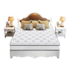 喜临门床垫正品 21cm独袋弹簧天然乳胶床垫 1.5m1.8米单双人床垫卧室家具美式乡村 星空R