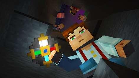 《Minecraft: Story Mode(我的世界:故事模式)》 PC数字版游戏
