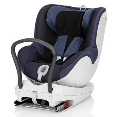 Britax 宝得适 Dualfix 双面骑士儿童安全座椅 皇室蓝 0-4周岁