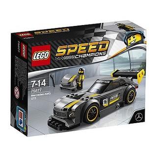 LEGO 乐高 超级赛车系列 梅赛德斯 AMG GT3 75877