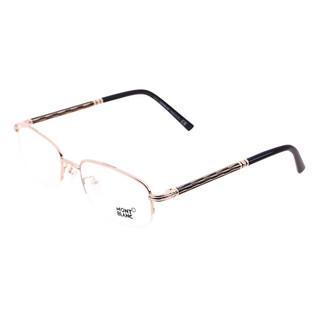 MONT BLANC 万宝龙 星际行者系列 MB500U-028 半框眼镜