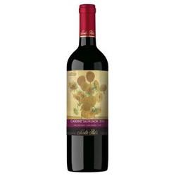 Santa Rita 圣丽塔 国家画廊典藏赤霞珠干红葡萄酒 750ml *5件