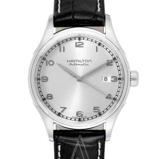 新年礼物 : HAMILTON 汉米尔顿 AMERICAN CLASSIC VALIANT系列 H39515753 男士机械腕表