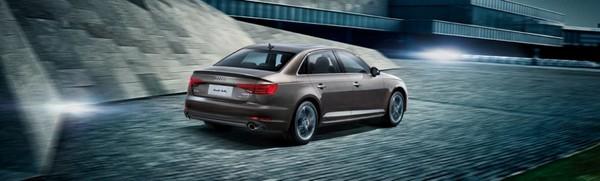 Audi 奥迪 A4L 豪华中级车