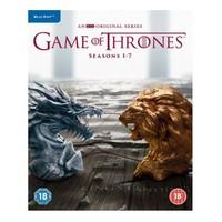 2017黑五、预售:《Game of Thrones 权利的游戏》蓝光影碟1-7季
