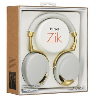 历史新低 : Parrot ZIK 1.0 主动降噪 头戴式蓝牙耳机