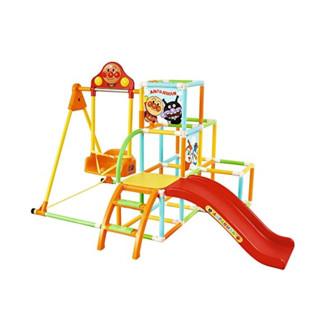 PINOCCHIO 面包超人 新款折叠式室内滑梯玩具