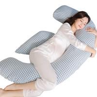 乐孕 多功能孕妇侧卧枕头