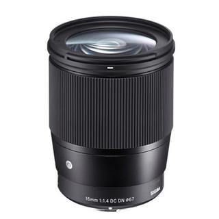 SIGMA 适马 16mm f/1.4 DC DN 广角定焦镜头