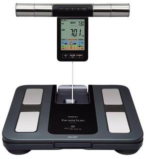 OMRON 欧姆龙 HBF-601 身体测量仪 体脂秤