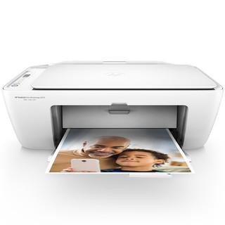 HP 惠普 DeskJet Ink Advantage 2678 彩色喷墨一体机