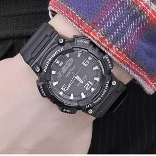 剁手星期一、凑单品 : CASIO 卡西欧 AQ-S810W-1AV 男款运动腕表