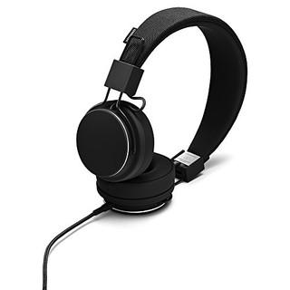 中亚Prime会员 : URBANEARS 城市之音 PLATTAN 2 头戴式有线耳机 经典黑