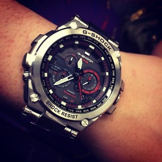 CASIO 卡西欧 G-Shock MTG-S1000D-1A 旗舰款 男士运动腕表