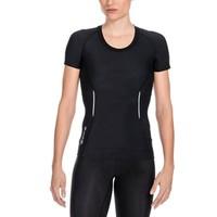 中亚Prime会员、限M码:SKINS 思金斯 A200 女款短袖紧身上衣 *2件