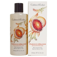 Crabtree&Evelyn 瑰柏翠 Tarocco Orange 黄金红橘沐浴露 250ml