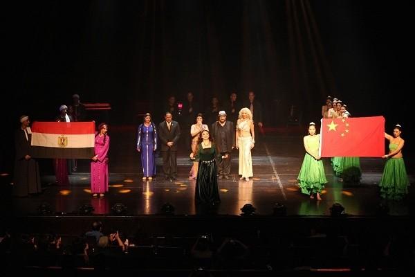 中国东方舞艺术节-埃及舞蹈经典GALA  北京站