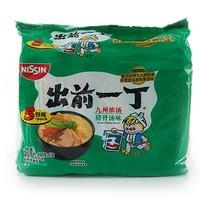 Nissin出前一丁即食面(九州猪骨汤味)(五联包)500g(香港进口 包)