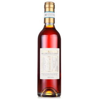 京东海外直采 意大利进口 托斯卡纳产区 维圣托 经典基安蒂甜白葡萄酒 375ml Chianti
