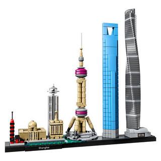 LEGO 樂高 世界建筑系列 21039 上海天際線