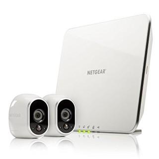 中亚Prime会员 : NETGEAR 美国网件 爱洛 VMS3230 网络摄像头+基站 监控套装