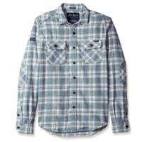 Superdry 极度干燥 Milled Flannel Shirt 男款衬衫
