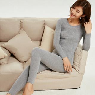 网易严选 男女款咖啡碳+5℃升级保暖内衣 套装