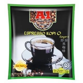 A1 越南进口  即溶黑咖啡   20条400g *3件