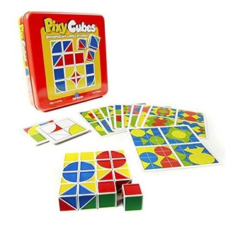 Blue Orange Pixy Cubes 图素迷踪 益智桌游