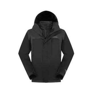 Columbia 哥伦比亚 PM7955 700蓬羽绒内胆 三合一冲锋衣