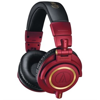 audio-technica 铁三角 ATH-M50XRD 头戴式监听耳机 + Klipsch 杰士 R6 颈挂蓝牙耳机