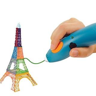 圣诞礼物、中亚Prime会员 : 3Doodler Start Essentials 3D 打印笔 套装(含2包耗材)