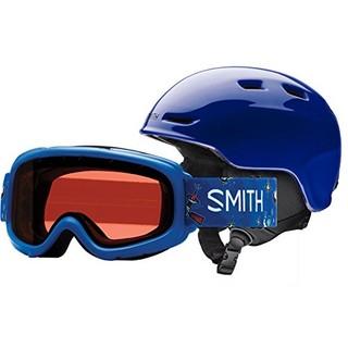 SMITH H18 儿童滑雪头盔及雪镜套装