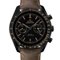 值友专享、淘金V计划 : OMEGA 欧米茄 Speedmaster 超霸系列 311.92.44.51.01.006 男士机械腕表