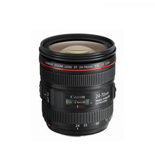 Canon 佳能 EF 24-70mm f/4L IS USM 标准变焦镜头