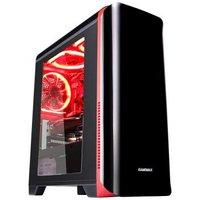 擎网传奇 凌风S6 i5 7500/B250M/GTX1060-6G/120G M.2 SSD 组装电脑主机/京东游戏UPC