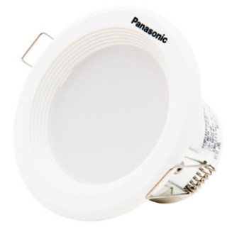 12日0点 : Panasonic 松下 劲放系列 NNNC75432 LED筒灯 5W 黄光/中性光