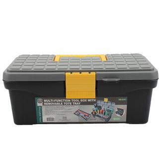 宝工(Pro'skit) SB-3218 多功能双层工具箱套装 家用-PP材质