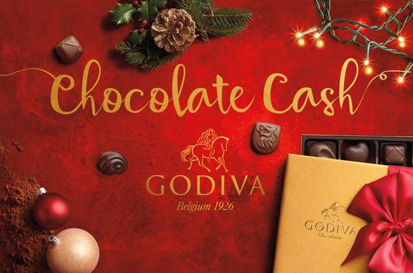 日本亚马逊 GODIVA 歌帝梵 巧克力圣诞礼盒