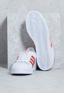 adidas 阿迪达斯 Originals SUPERSTAR FOUNDATION 中性运动板鞋